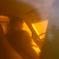 Drive-up window